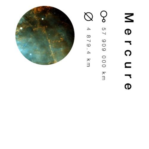 Mercure - T-shirt Premium Homme