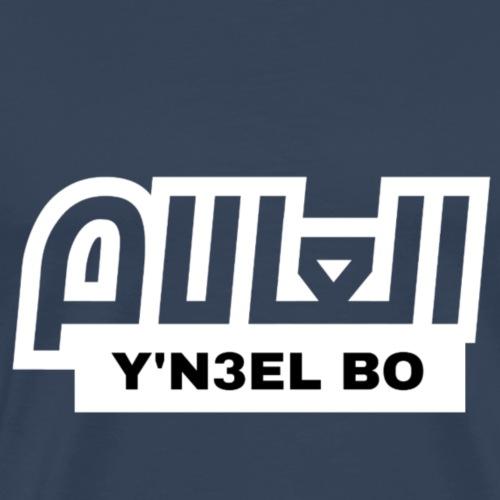 Y'N3EL BO L3ALAM - T-shirt Premium Homme
