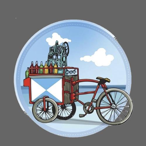 carrito de cepillao - Camiseta premium hombre