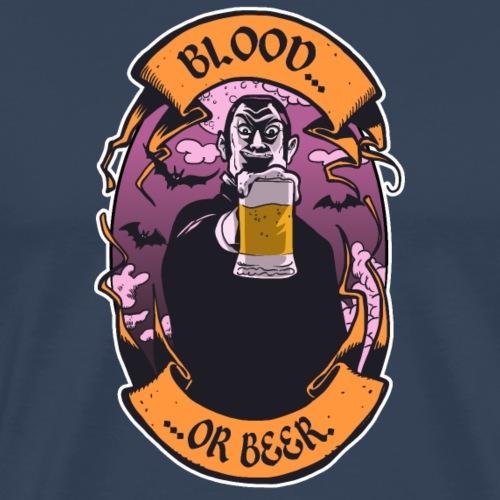 Sang ou Bière - T-shirt Premium Homme