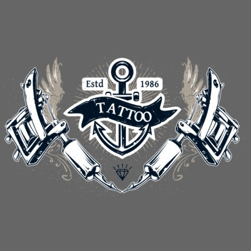 Tatoo 01 - Maglietta Premium da uomo
