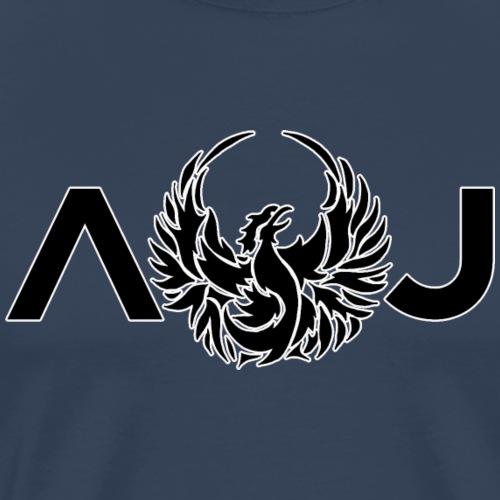 A Phoenix J Logo - Men's Premium T-Shirt