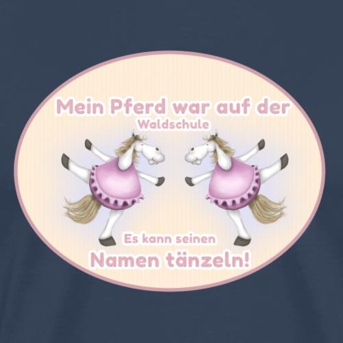 Waldschule - Männer Premium T-Shirt