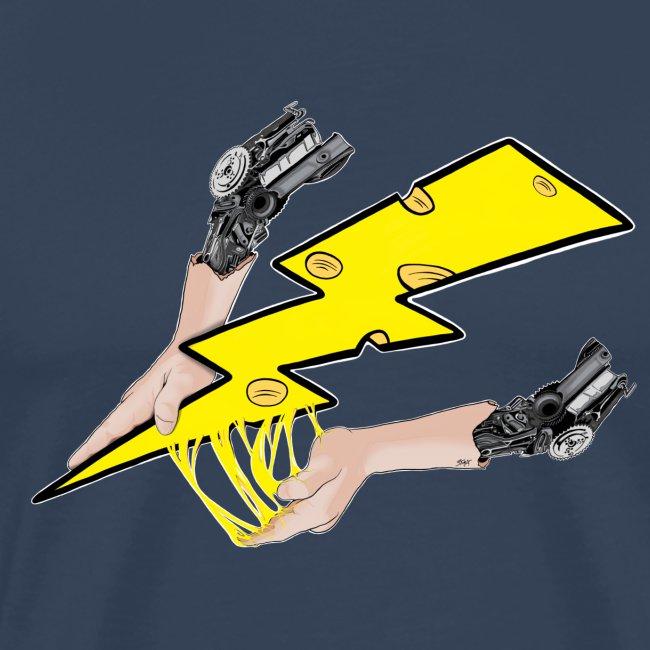 Super Liquid (T-Shirt Super héro)