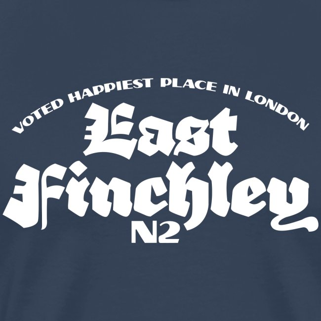 East Finchley Blackletter