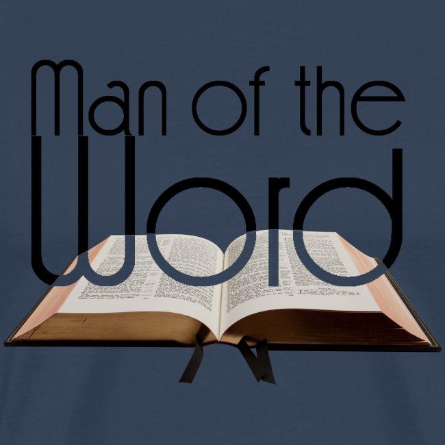 man of the Word - Mann des Wortes - der Bibel
