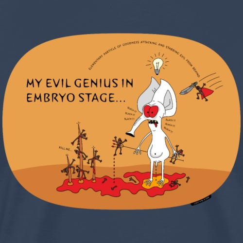 VJocys Evil - Men's Premium T-Shirt