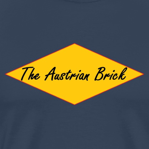 The Austrian Brick - Männer Premium T-Shirt