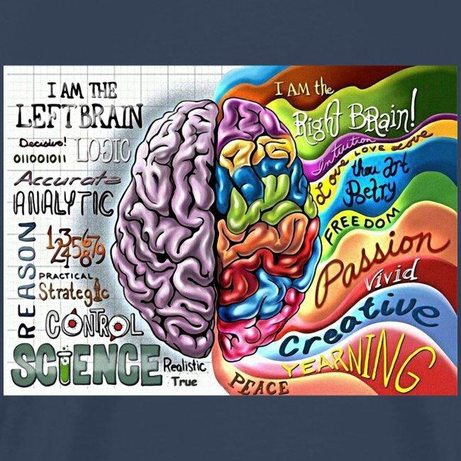 Brain LR