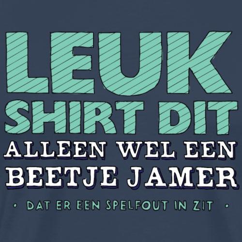 Jamer - Mannen Premium T-shirt