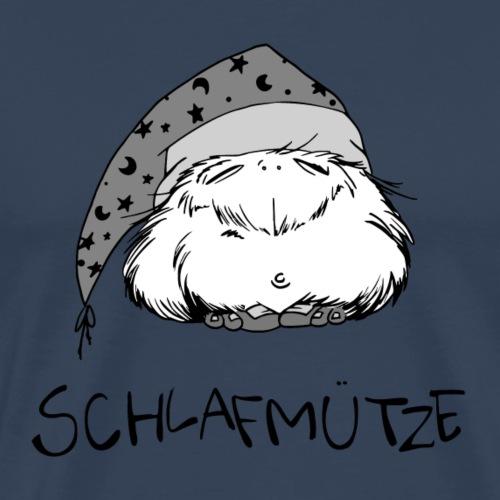 Carl - Schlafmütze - Männer Premium T-Shirt