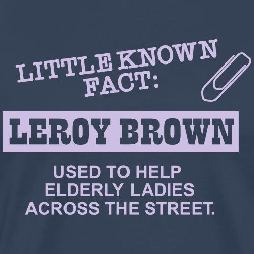 Leroy Brown - Männer Premium T-Shirt