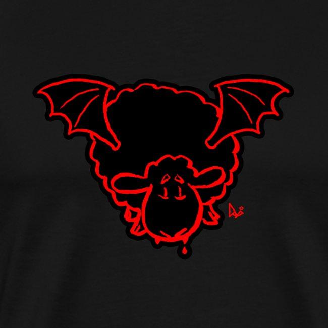 Vampire Sheep (red)