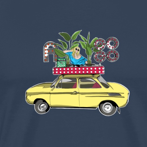 DJay - T-shirt Premium Homme