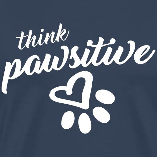 pawsitive - Männer Premium T-Shirt