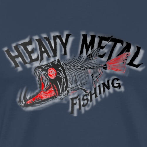 heavy metal red - Männer Premium T-Shirt
