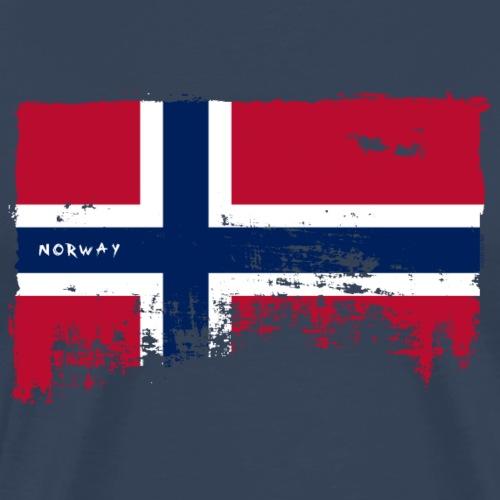 NORWAY FLAG T-shirts, Hoodies and Gifts ideas - Miesten premium t-paita