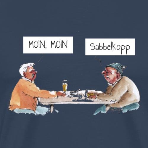 Moin, moin, Sabbelkopp