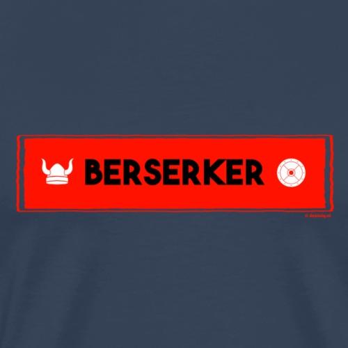Berserker - Mannen Premium T-shirt