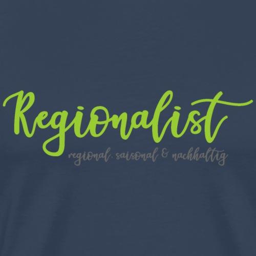 Regionalist grün