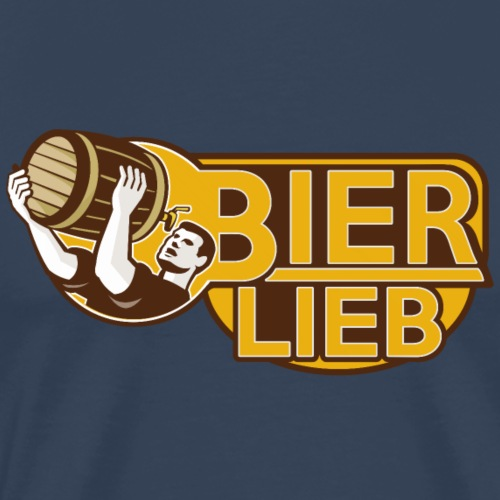 BIERLIEB - Männer Premium T-Shirt