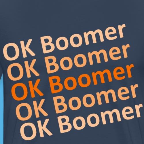 Ok Boomer - Männer Premium T-Shirt