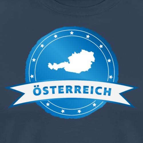 Österreich - Männer Premium T-Shirt