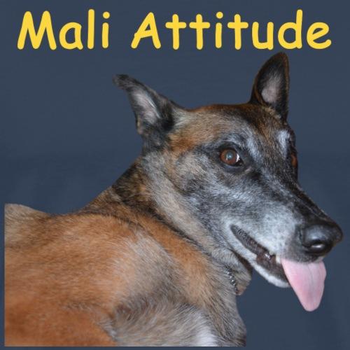 Mali Attitude - T-shirt Premium Homme