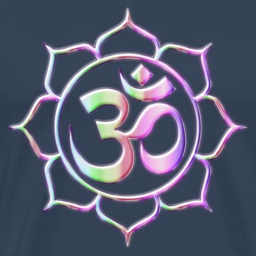 Namaste bunter verlauf pink