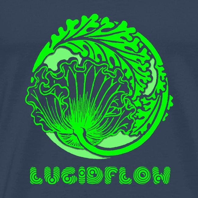Lucidflow Light Green Transparent