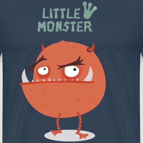 monsterPAUL - Mannen Premium T-shirt