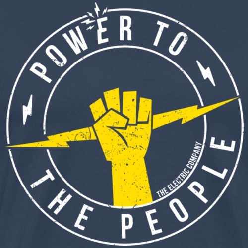 Power to the people - T-shirt Premium Homme
