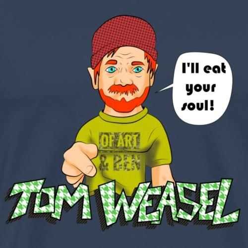 The Weasel - Männer Premium T-Shirt