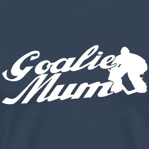 Goalie Mum - Men's Premium T-Shirt