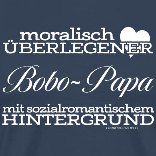Bobo-Papa - Männer Premium T-Shirt