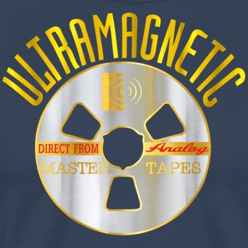 ultra magnetic - Men's Premium T-Shirt
