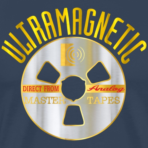 ultra magnetic - Men's Premium T-Shirt