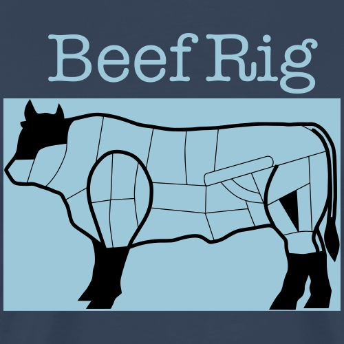 BeefRig - Men's Premium T-Shirt