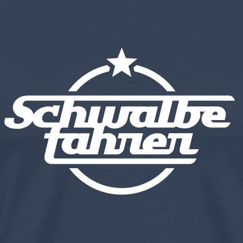 Schwalbefahrer - Men's Premium T-Shirt