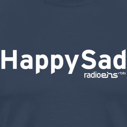 HappySad radio - Männer Premium T-Shirt