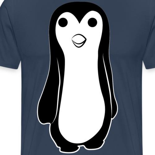 pinguino - Maglietta Premium da uomo