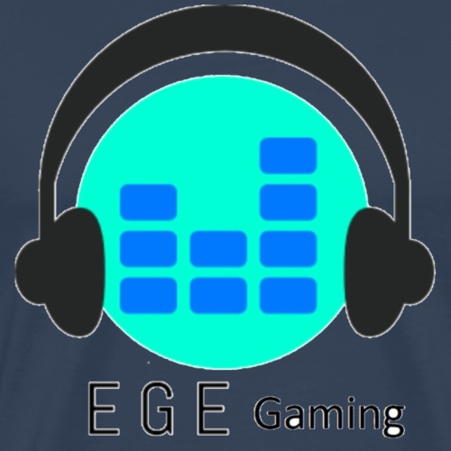 EGE Gaming Logo - Männer Premium T-Shirt