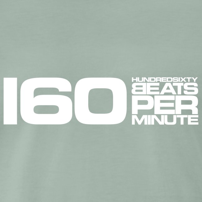 160 BPM (white long)