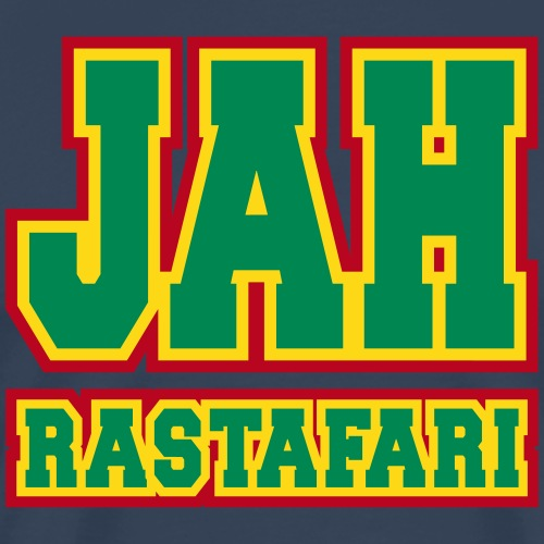 jah rastafari - T-shirt Premium Homme