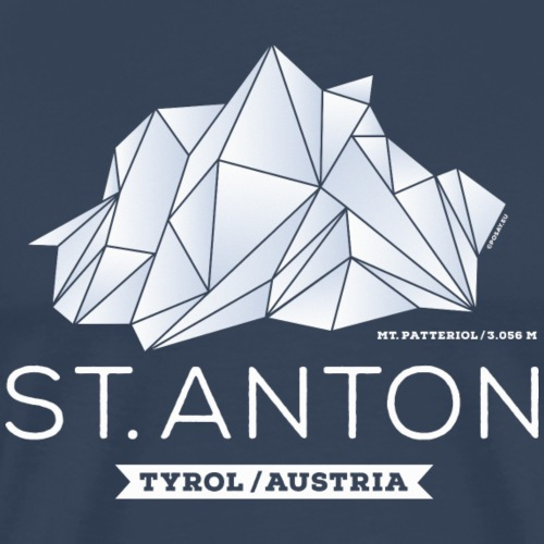 Patteriol Stanton Shop - Men's Premium T-Shirt