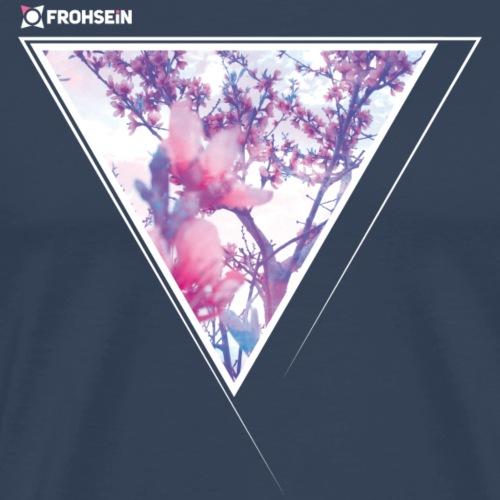 FROHSEiN Shirt Sum-Co-D03 - Männer Premium T-Shirt