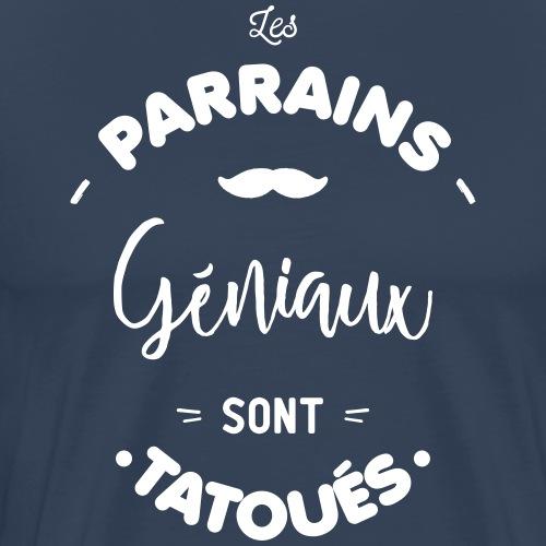 Les parrains géniaux - T-shirt Premium Homme
