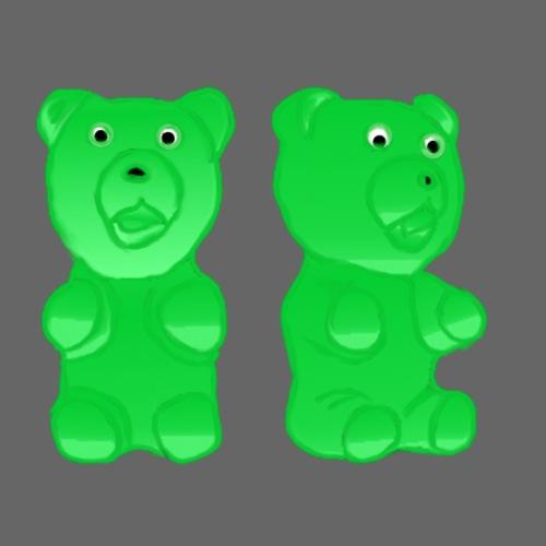 Gummy Bears - Männer Premium T-Shirt