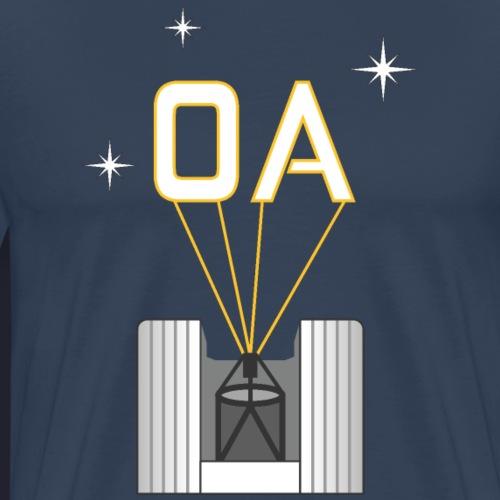 Adaptive Optics (OA) - Men's Premium T-Shirt