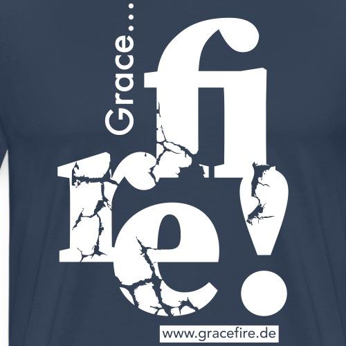 Gracefire Grace... fire! - Männer Premium T-Shirt
